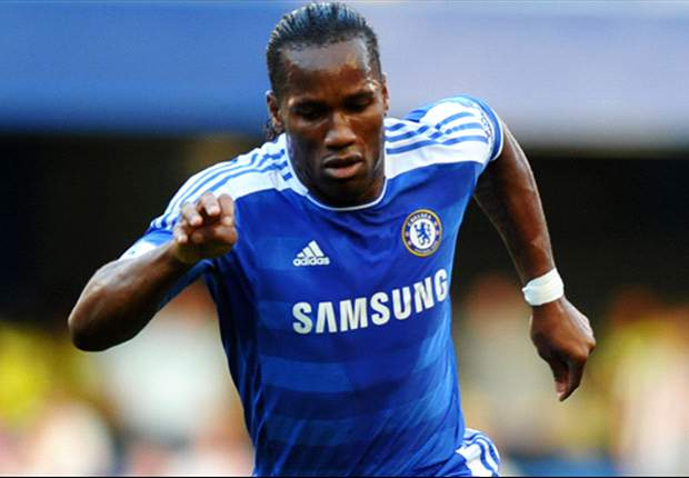 Sir Alex Ferguson believes Drogba departure will help Chelsea's rivals