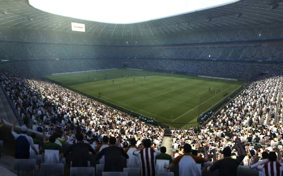 PES 2012: Update verbessert Gameplay