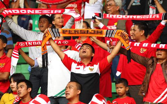 Fans Indonesia - SEA Games