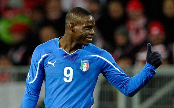 Mario Balotelli - Poland-Italy (Getty Images)