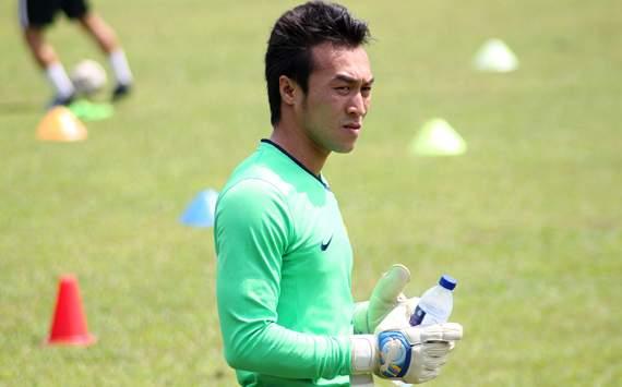 Khairul Fahmi Che Mat - Malaysia U-23 (GOAL.com/Sumarno)