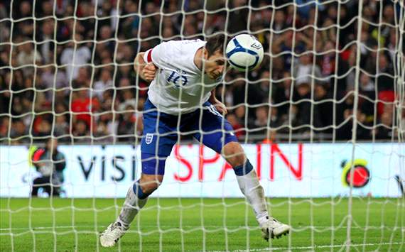 International Friendly - England v Spain, Frank Lampard