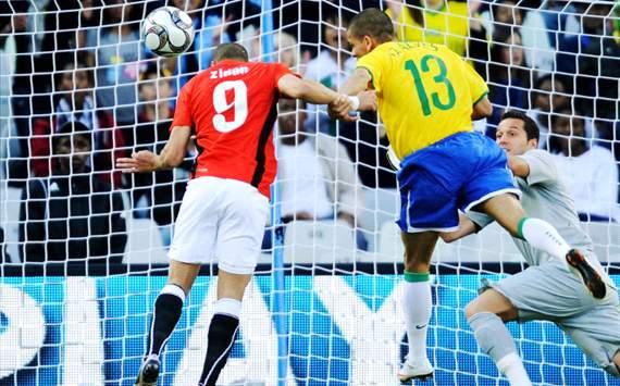 Mohammed Zeidan, Egypt .. Mohamed Zidan goal in Brazil, the Confederations Cup 2009