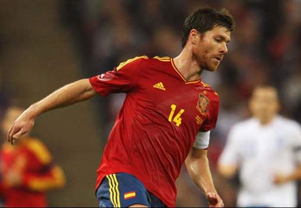 Xabi Alonso: France & England could go far at Euro 2012