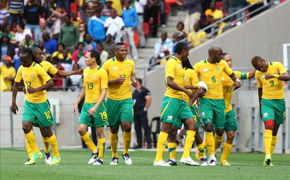 Warning letters sent to South Africa national team over 2012 Afcon qualification mess