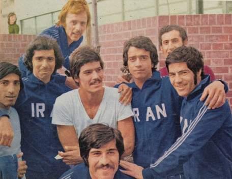 Team melli 1972
