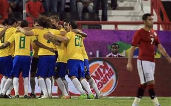Egypt- Brazil