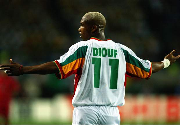 El-Hadji Diouf signs for Leeds United