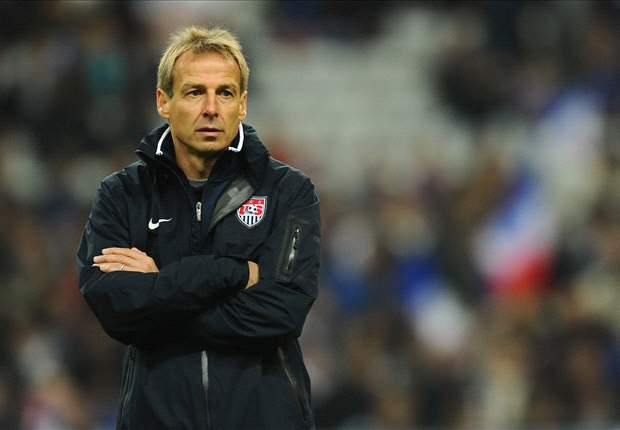 Jurgen Klinsmann has low expectations for U.S. Olympic squad