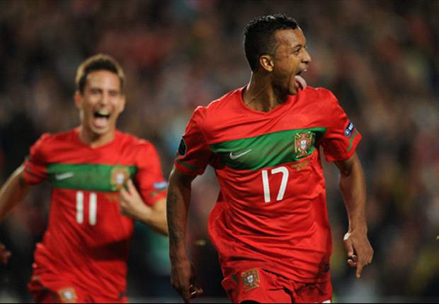 Nani hopeful of facing Germany after injury scare