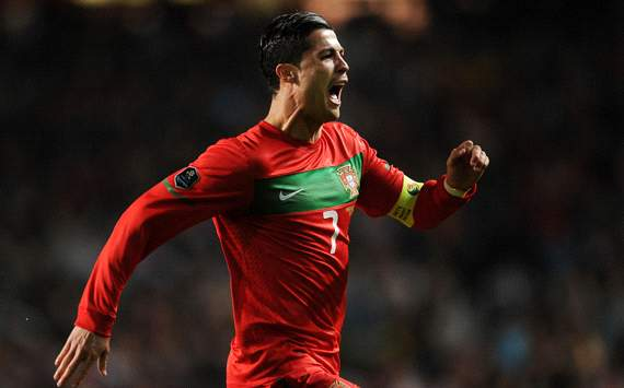 Cristiano Ronaldo - 