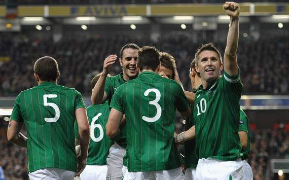 Ireland considering friendly against Albania prior to Euro 2012