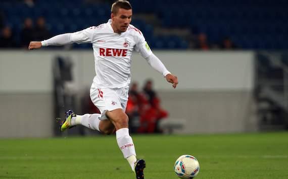 1. FC Köln, Lukas Podolski