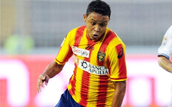 Luis Fernando Muriel - Lecce (Getty Images)