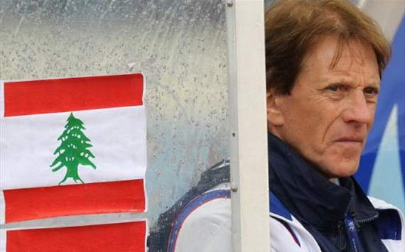 Lebanon coach Theo Bucker insists his side have had no luck in qualifiers