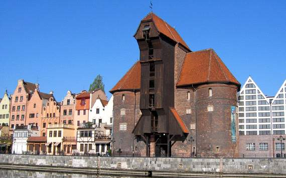 Euro 2012 City Guide: Gdańsk, Poland