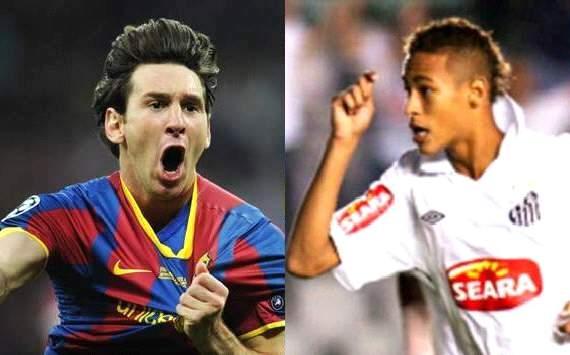 Mix Messi-Neynar