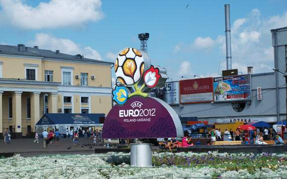 Euro 2012 City Guide: Kharkiv, Ukraine