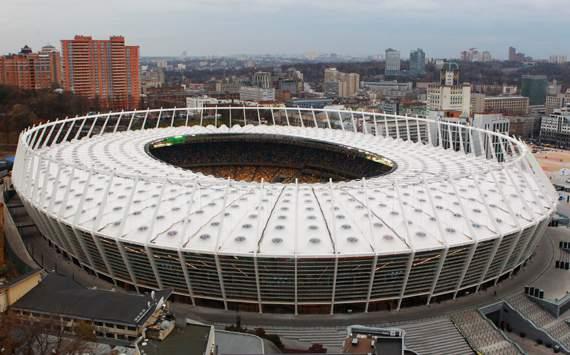 Stadion Penyelenggara Piala Eropa 2012 Gambar dan Foto