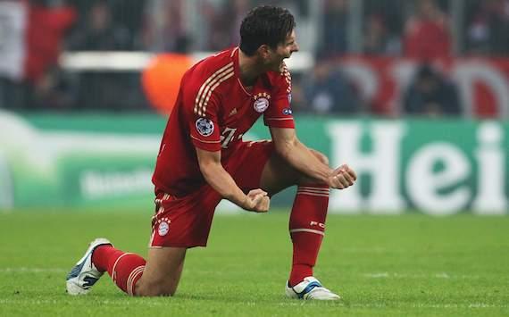 FC Bayern München, Mario Gomez