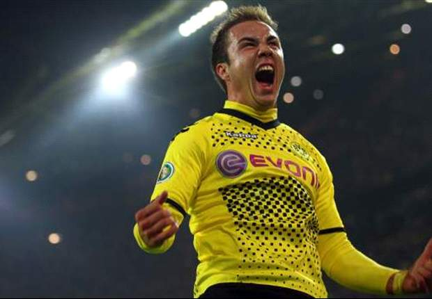 Dortmund lives for football, says Gotze