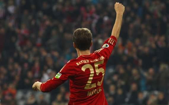 Bayern Munich, Thomas Muller