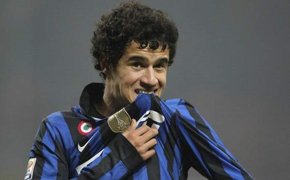 From wonderkid to unwanted goods - what went wrong for Coutinho at Inter?