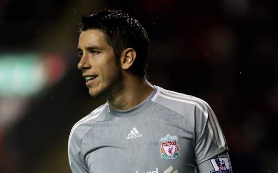 Brad Jones backs Liverpool No.1 Pepe Reina to regain form