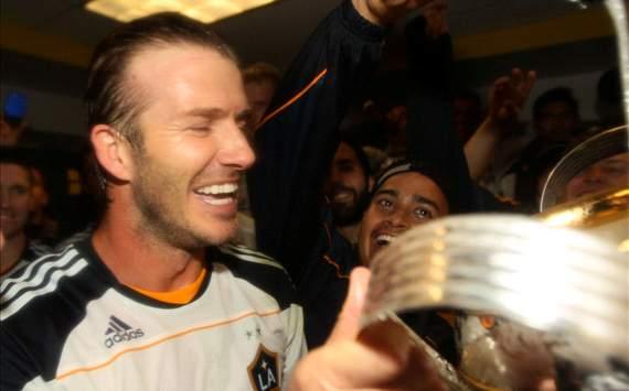 David Beckham - LA Galaxy, MLS Cup