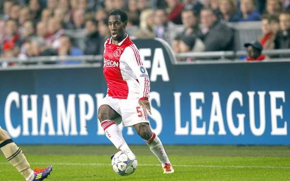 Vurnon Anita Tak Yakin Ke Euro 2012