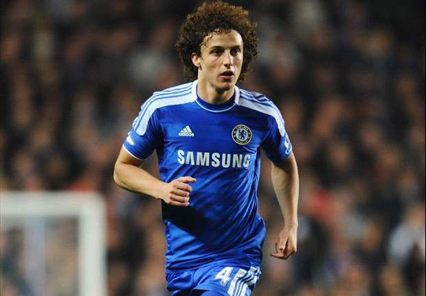 Luiz: Barcelona have not made a concrete offer for me