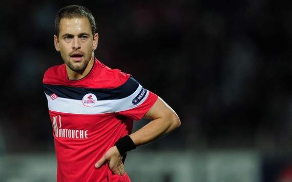Champions League : Joe Cole (Lille OSC)