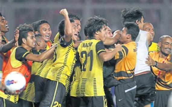 Goal.comアジアカウントダウンto2012:マレーシア