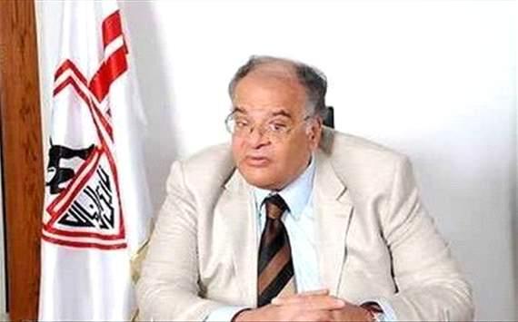 عباس : أسعى لإزالة الظلم عن الزمالك .. وأعشق القلعة البيضاء كعشقي للملوخية