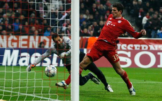 10 Facts On Bayern's Mario Gomez