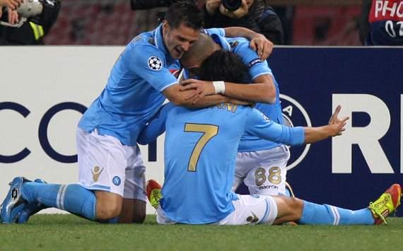 Napoli vs Juventus