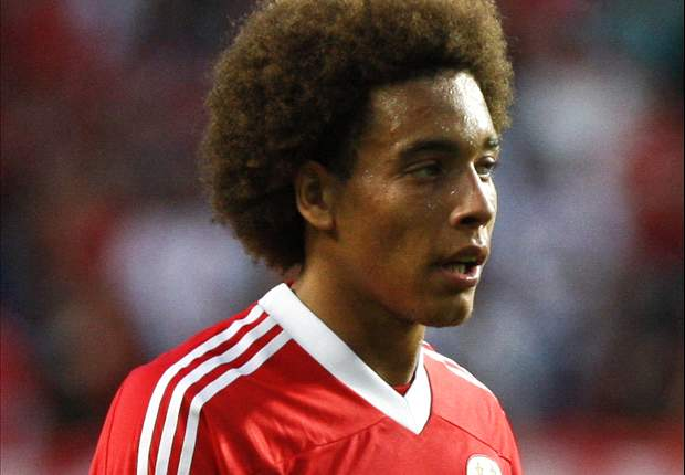 Manchester United target Witsel will only leave Benfica for £31m, says club president