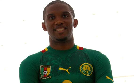 Samuel Eto'o - Camerun (Getty Images)