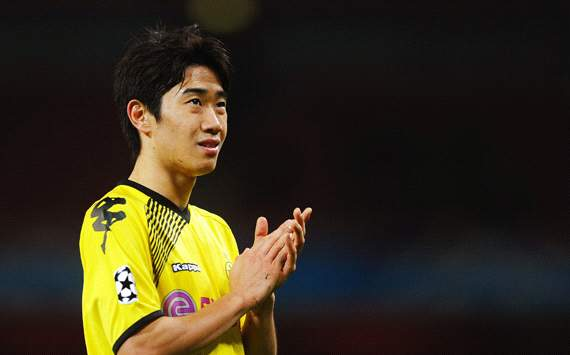 A step above the rest - the top five performances from Japan &amp; Borussia Dortmund star Shinji Kagawa