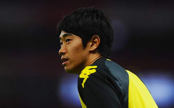 Injuries To Mario Gotze And Sven Bender Cost Us At Arsenal - Borussia Dortmund's Shinji Kagawa