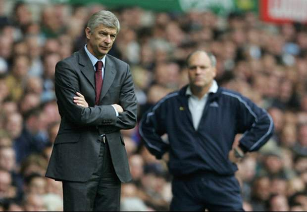 Jol aims to put further dent in Wenger's aspirations as rivals duel again