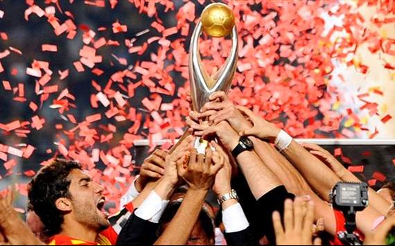 Esperance won the African Champions League 2011