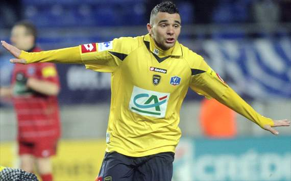Martin and Boudebouz set to leave Sochaux