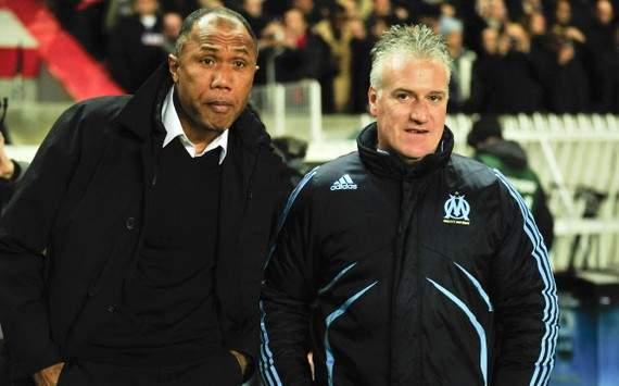 Ligue 1 : Antoine Kombouare (Paris SG) vs Didier Deschamps (Olympique de Marseille)