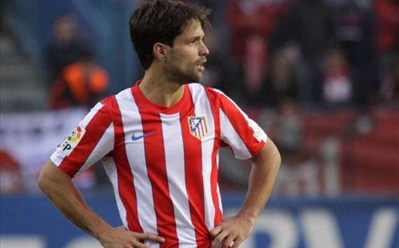 Diego Ribas - Atletico Madrid