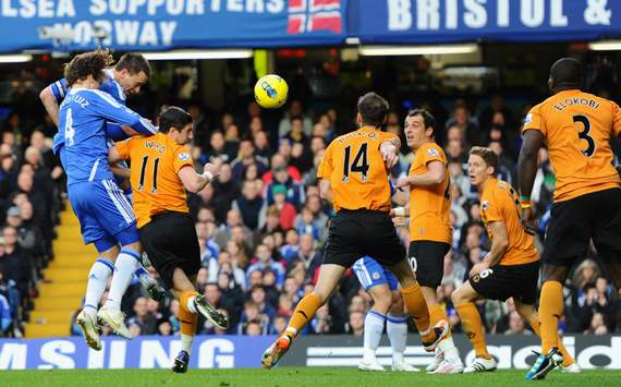 EPL - Chelsea v Wolverhampton Wanderers, John Terry