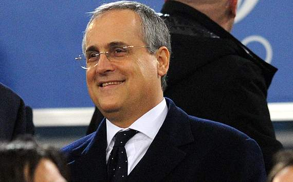 'Lazio attacked for 94 minutes against Inter' - Lotito
