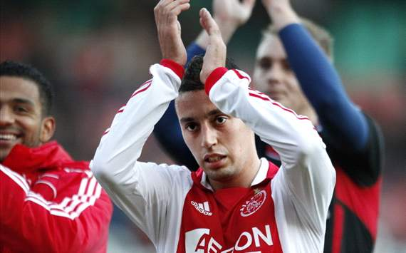 Ajax set to offer Ismail Aissati new deal - report