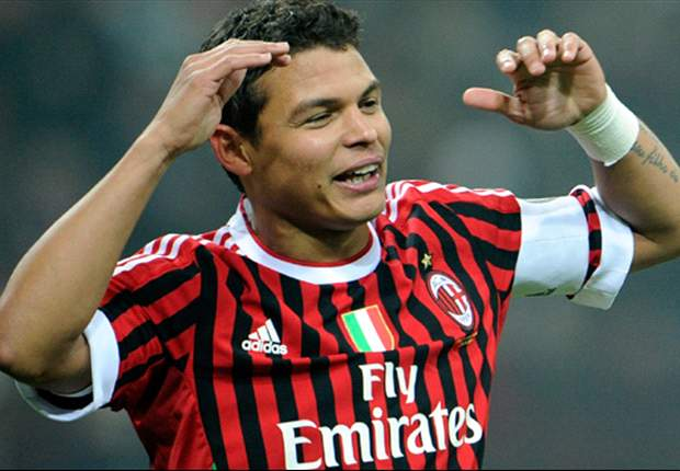AC Milan's Thiago Silva: I don't know if I can stop Arsenal's Robin van Persie