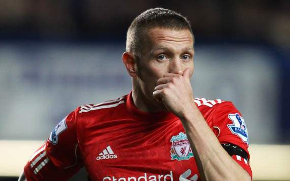 Carling Cup - Chelsea v Liverpool,Craig Bellamy